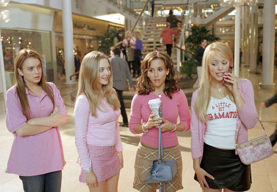 'Mean Girls' Stars: Then & Now