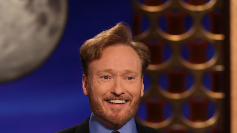 Conan O'Brien Returns To Late Night With 'Conan'