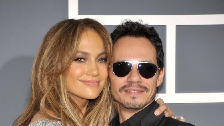 A Look Back: Jennifer Lopez & Marc Anthony