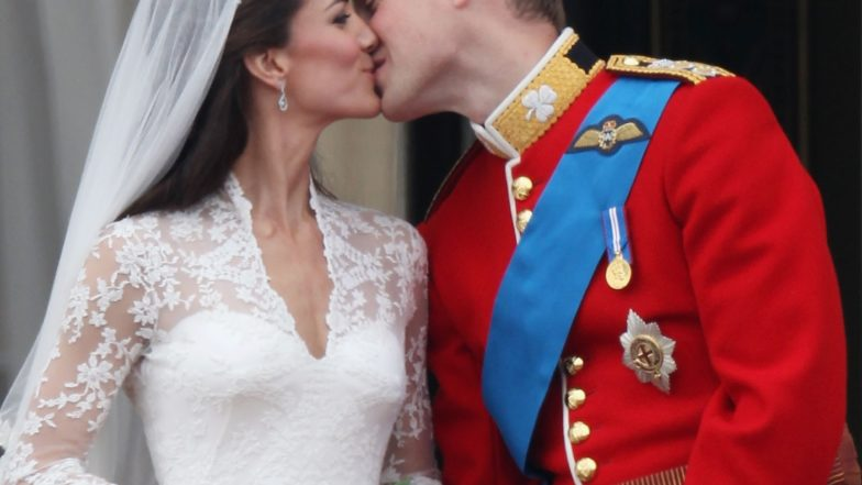 The Royal Wedding: William & Kate On Their Big Day