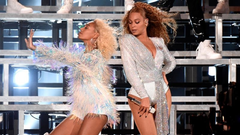 Solange & Beyonce's Sweetest Sister Moments