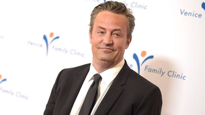 Matthew Perry Through The Years