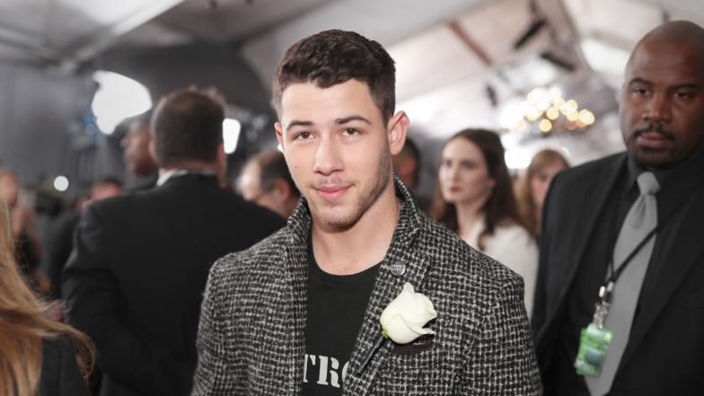Nick Jonas's Hot Shots