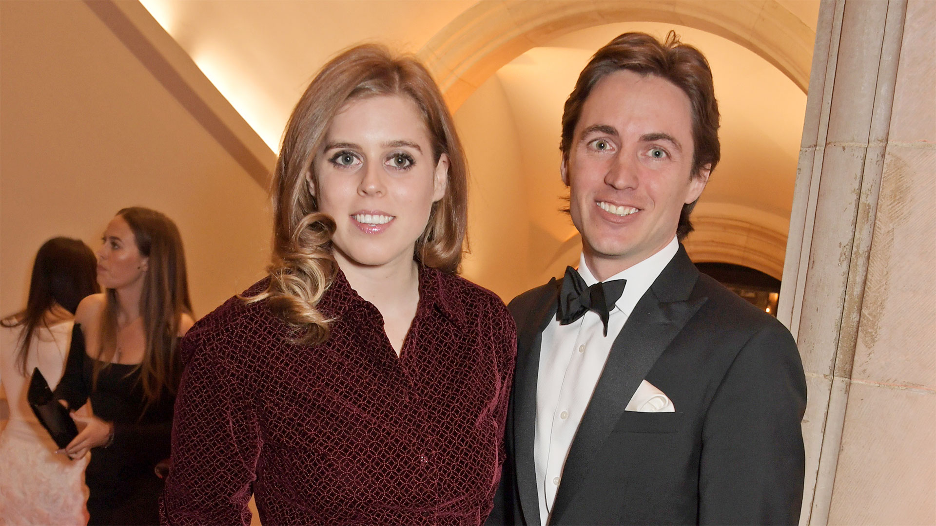 Princess Beatrice Cancels Buckingham Palace Reception Due To Pandemic