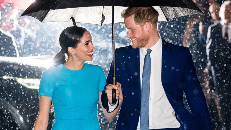 Meghan Markle & Prince Harry: Sweetest Snapshots Of Their Affection