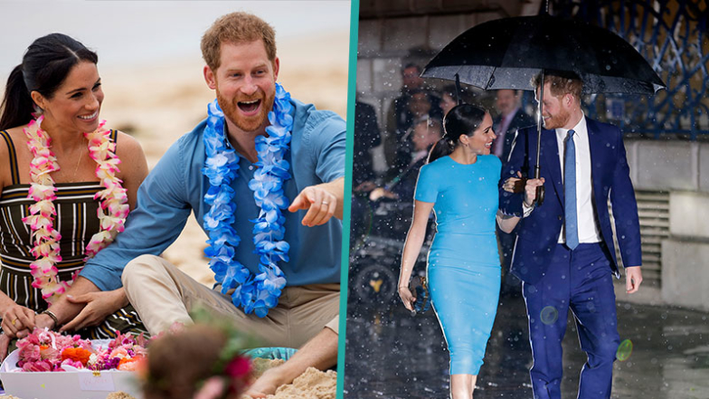 Meghan Markle and Prince Harry's Best Moments As Senior Royals
