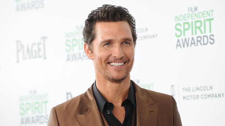 Alright, Alright, Alright! Hot Shots Of Matthew McConaughey