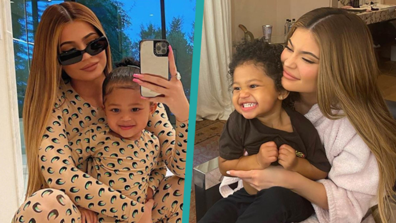 Kylie Jenner & Stormi Webster's Cutest Mother-Daughter Moments