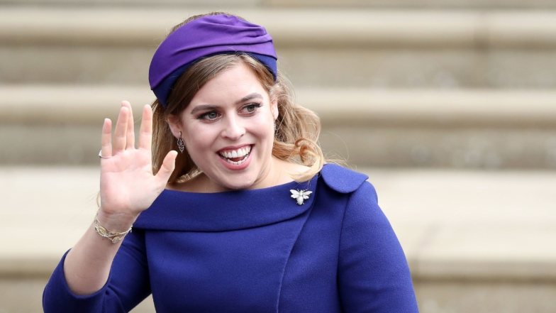Princess Eugenie's Royal Life In Photos