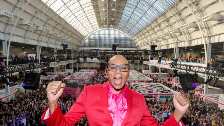 The World's Most Famous Drag Queen: RuPaul