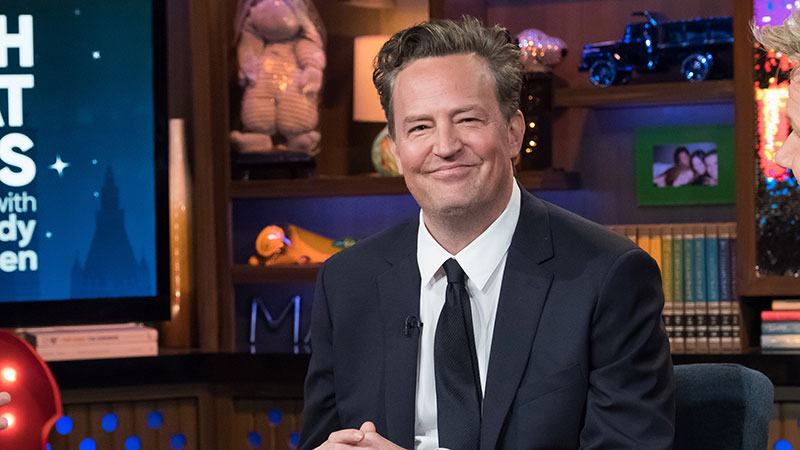 Matthew Perry Engaged To 'Greatest Woman On The Planet' Molly Hurwitz