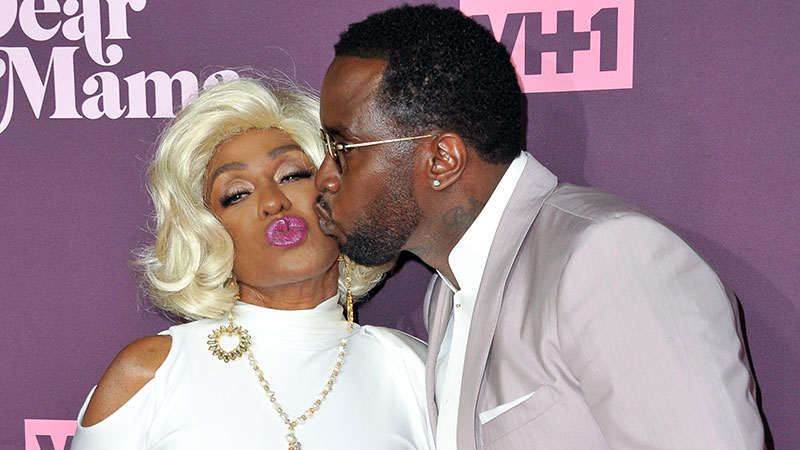 Diddy Surprises His Mom With $1 Million & a Bentley For Her Birthday
