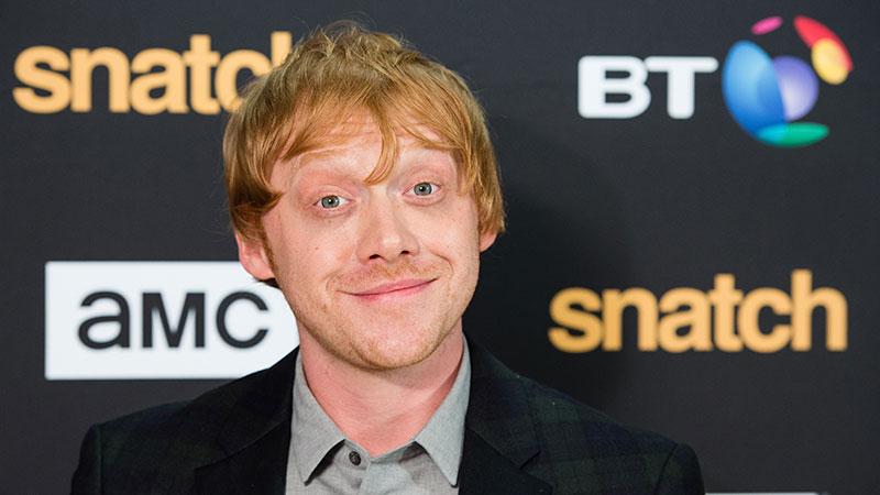 Rupert Grint Reveals If He Would Reprise 'Harry Potter' Role