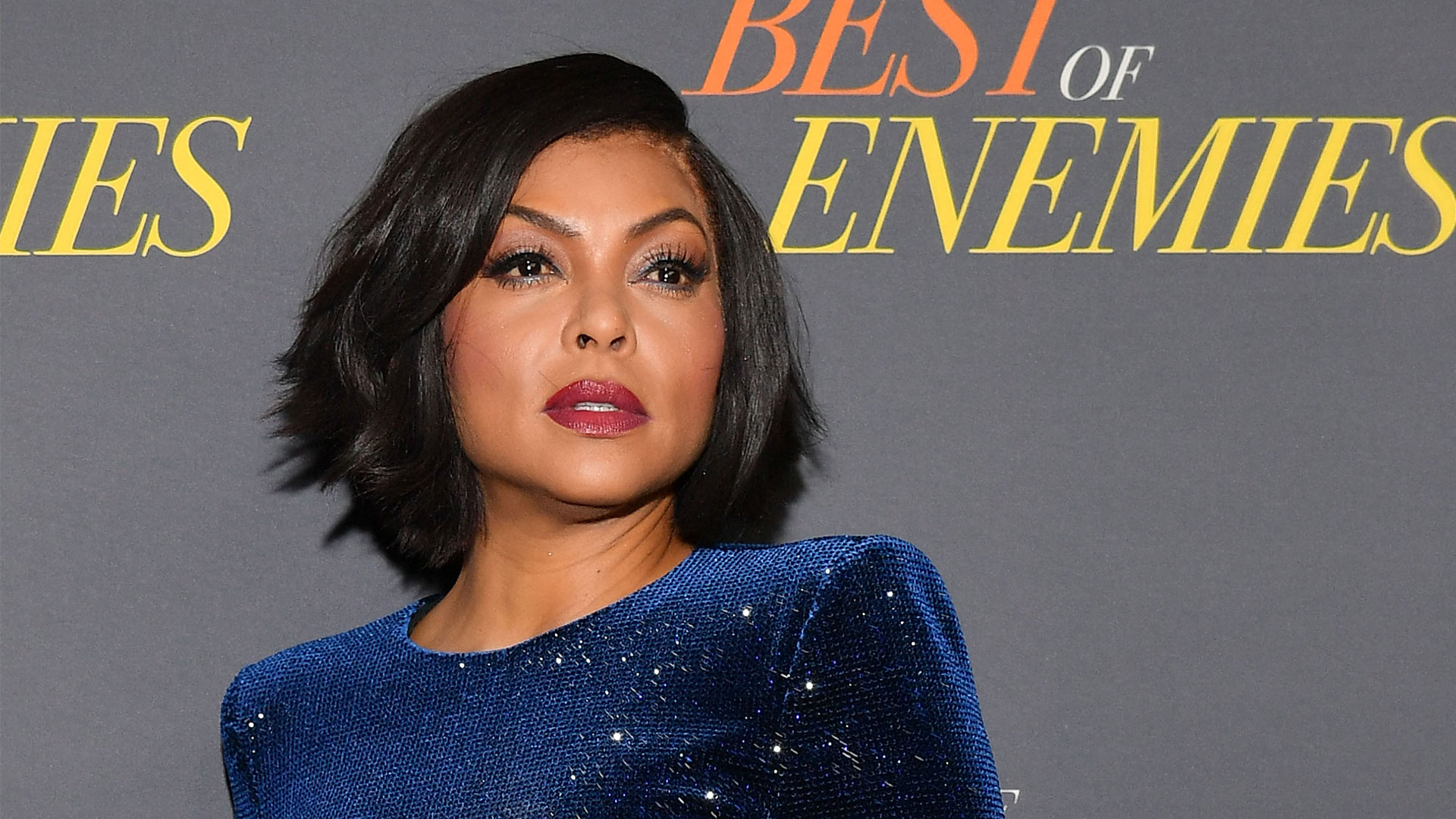 Taraji P. Henson In Tears Recalling Moment She Told Son That His Father Was Murdered