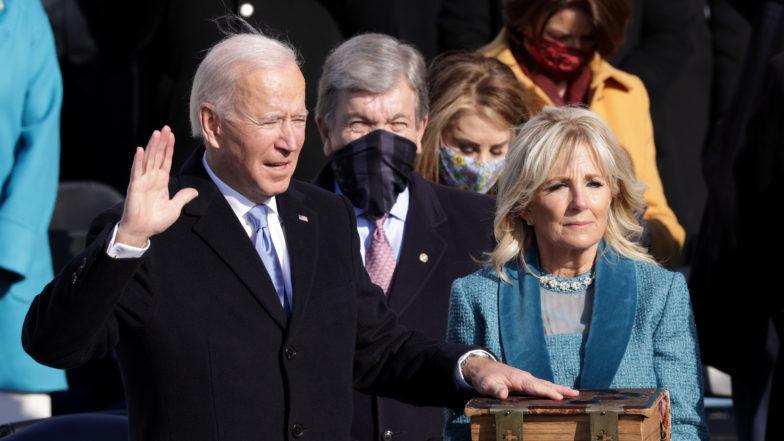 Inauguration Of President Joe Biden and Vice President Kamala Harris: All The Photos!