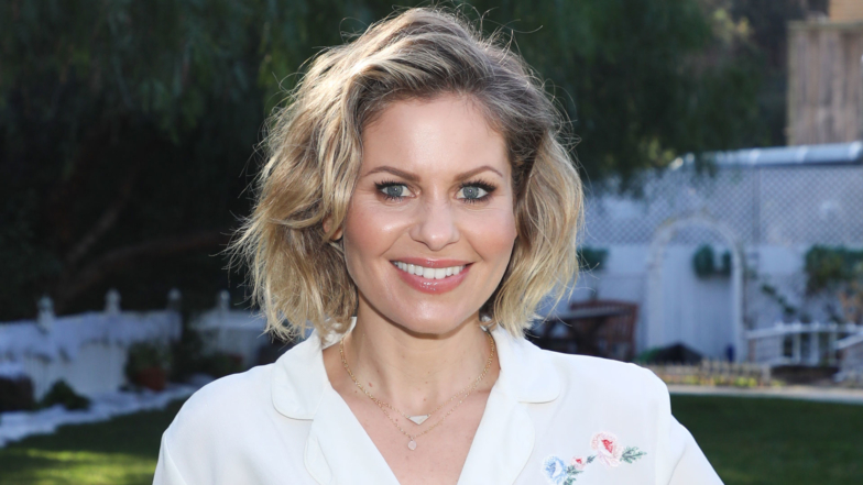 Candace Cameron Bure Then and Now