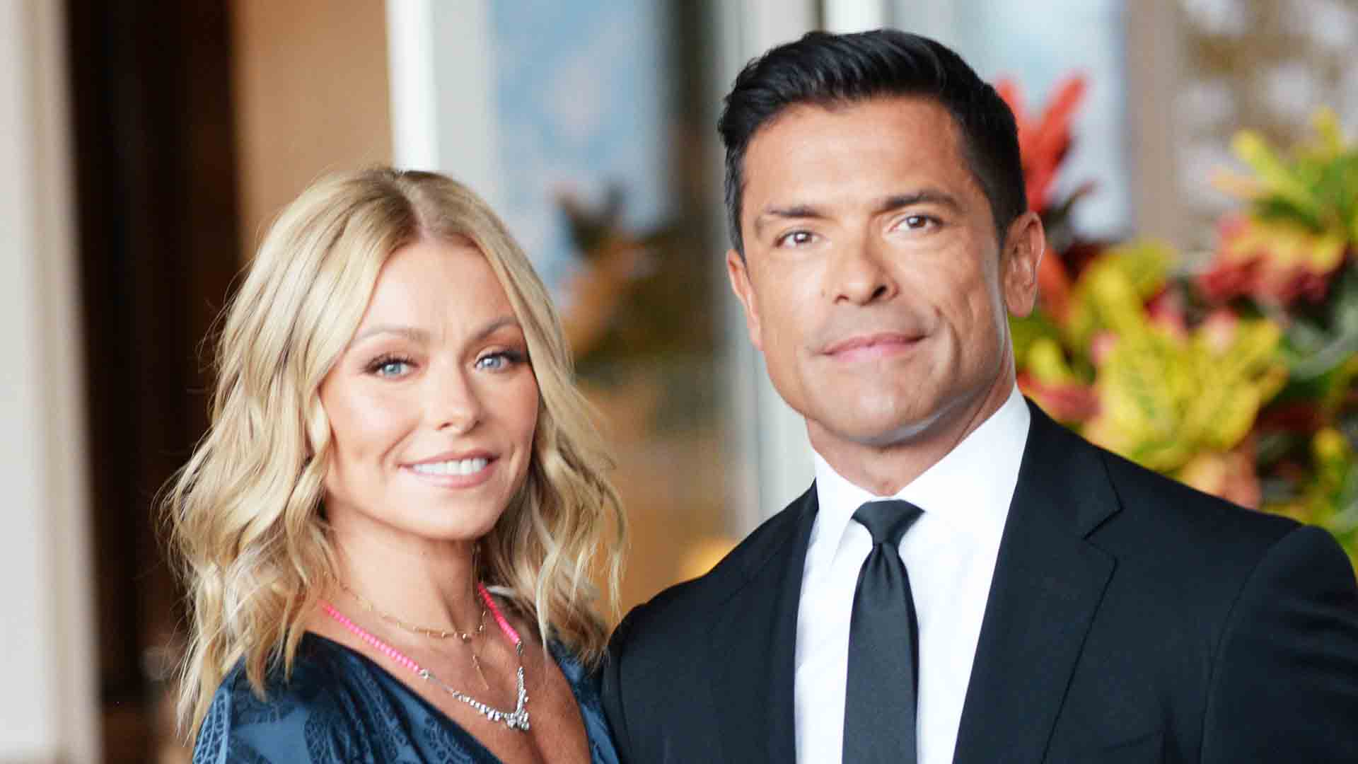 Kelly Ripa Admits Her And Mark Consuelos Are 'Old Fashioned' In Their Marriage Roles