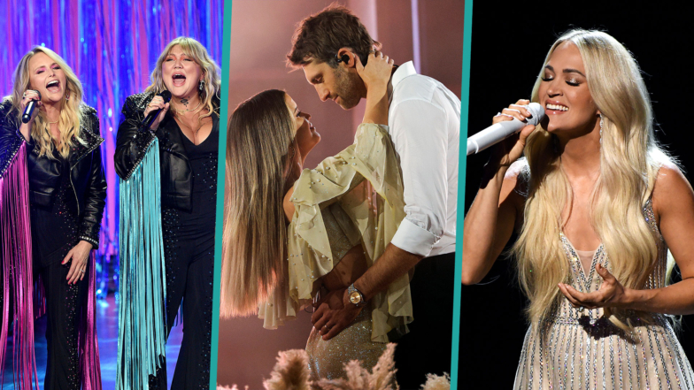 2021 ACM Awards: Miranda Lambert, Carrie Underwood and More Performances From Country's Biggest Stars