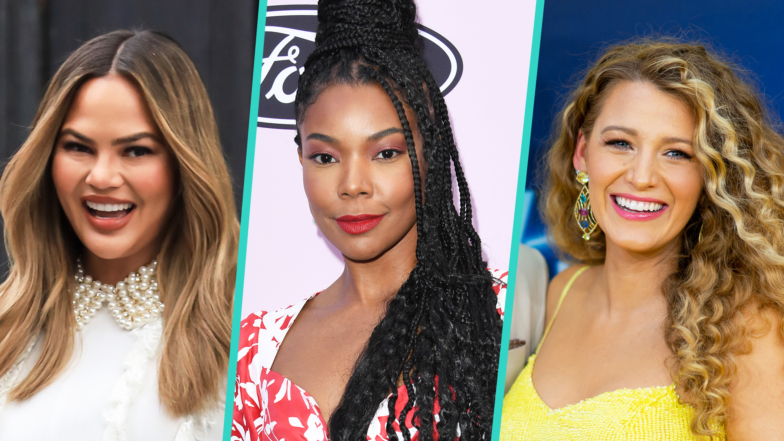 Chrissy Teigen, Gabrielle Union, Blake Lively & More Celebrate Mother's Day 2021