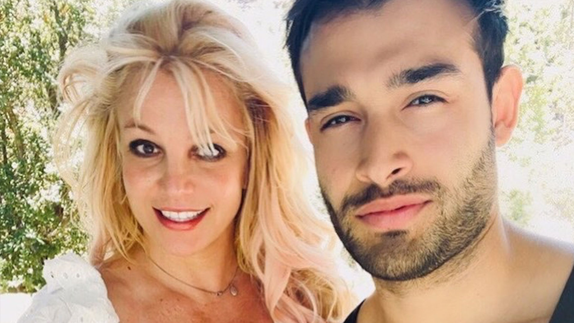 Britney Spears Thanks Sam Asghari For His Support Through 'Hardest Years' Of Her Life