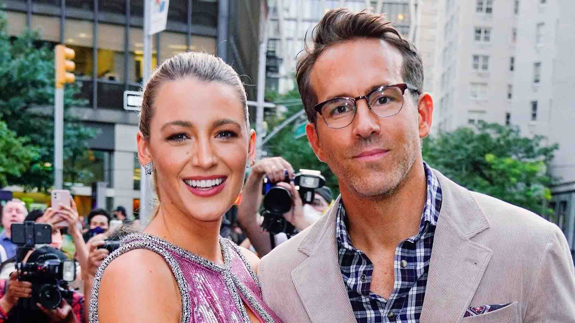 Ryan Reynolds Epically Trolls Blake Lively For Her Birthday & Mariah Carey Is Involved | Access