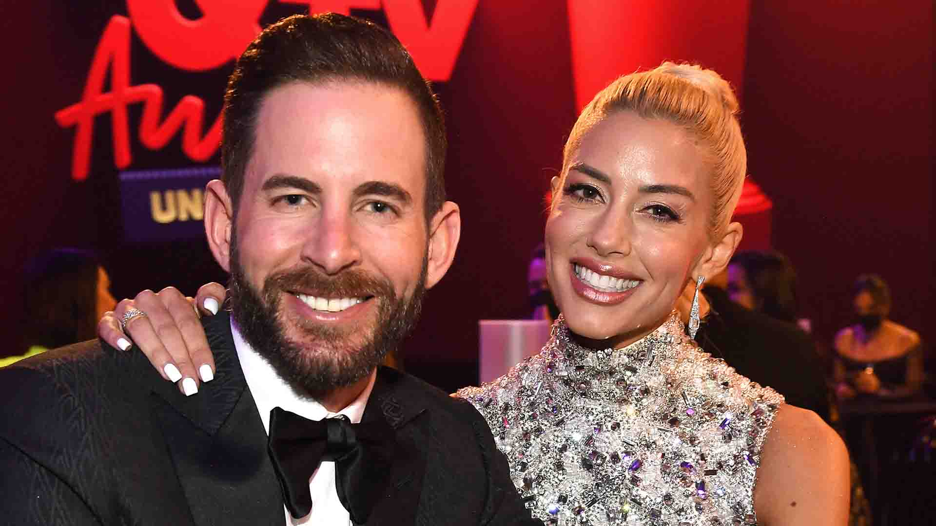 Heather Rae Young Reveals She And Tarek El Moussa Started Over On Their Wedding Planning