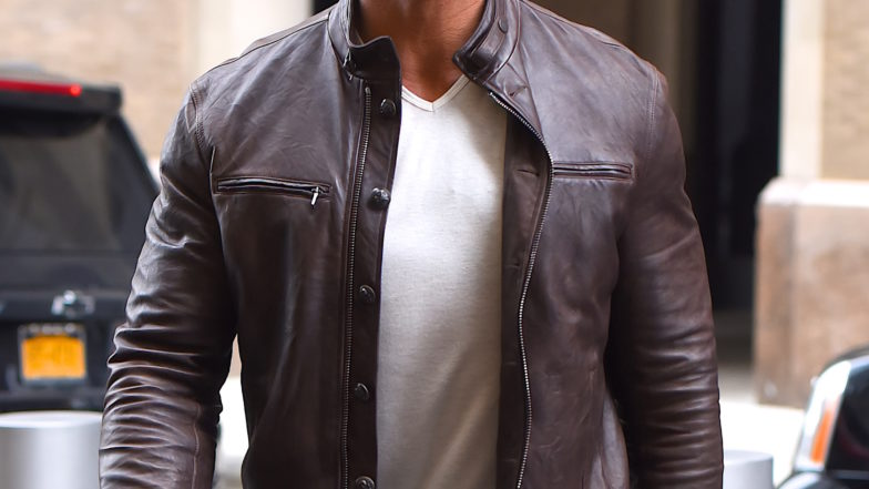Solid As A Rock! Hot Shots Of Dwayne Johnson!