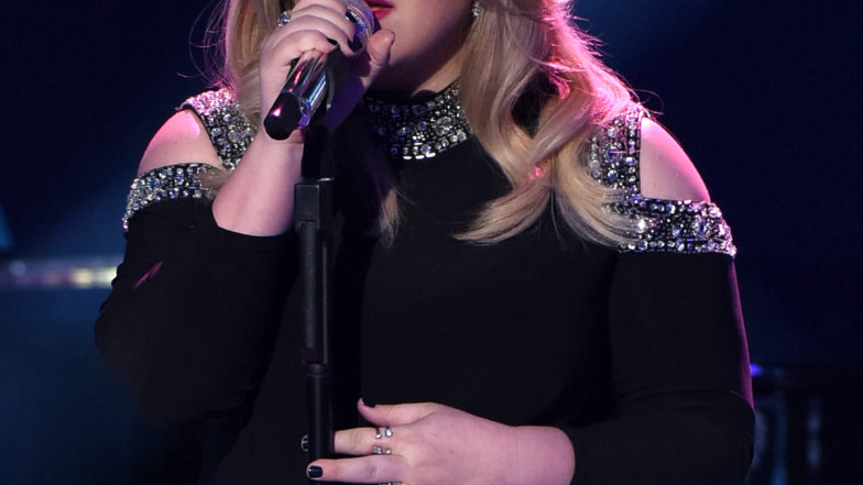 Kelly Clarkson Through The Years